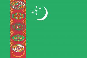 flagge-turkmen
